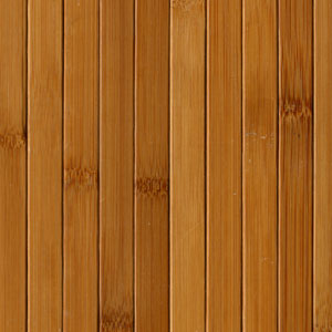 Rolled Bamboo Wall Cover