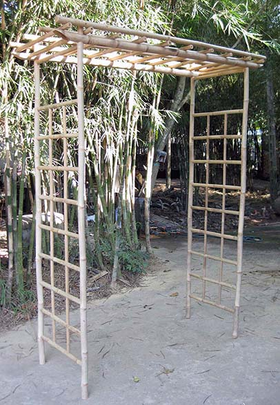Bamboo Arbor