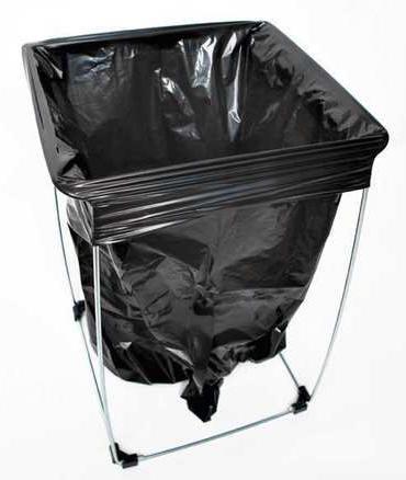 open top barrel recepticle. Black Bedroom Furniture Sets. Home Design Ideas