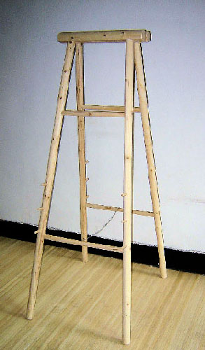 Wood 2 Sided Easel