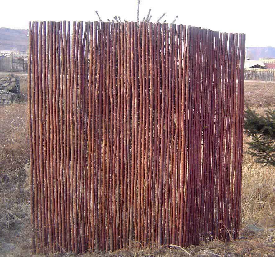 Outdoor Privacy Fences How To Make Fence