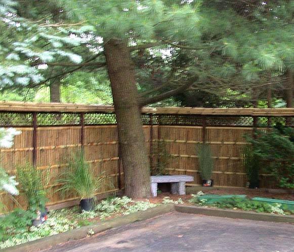 Installing Fence Panel